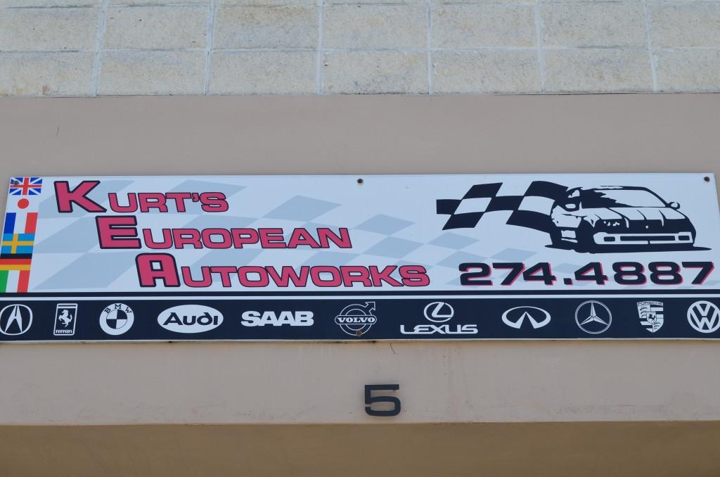 Kurts European Autoworks Delray Beach 3